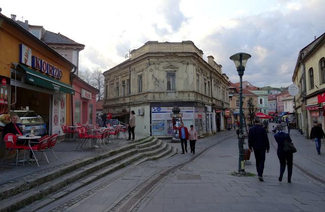 Tuzla Stari Grad (Old Town)