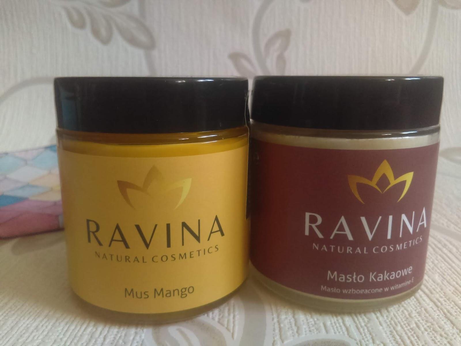 kosmetyki do ciała Ravina