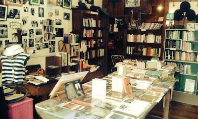 Frantz y Sarah Librería