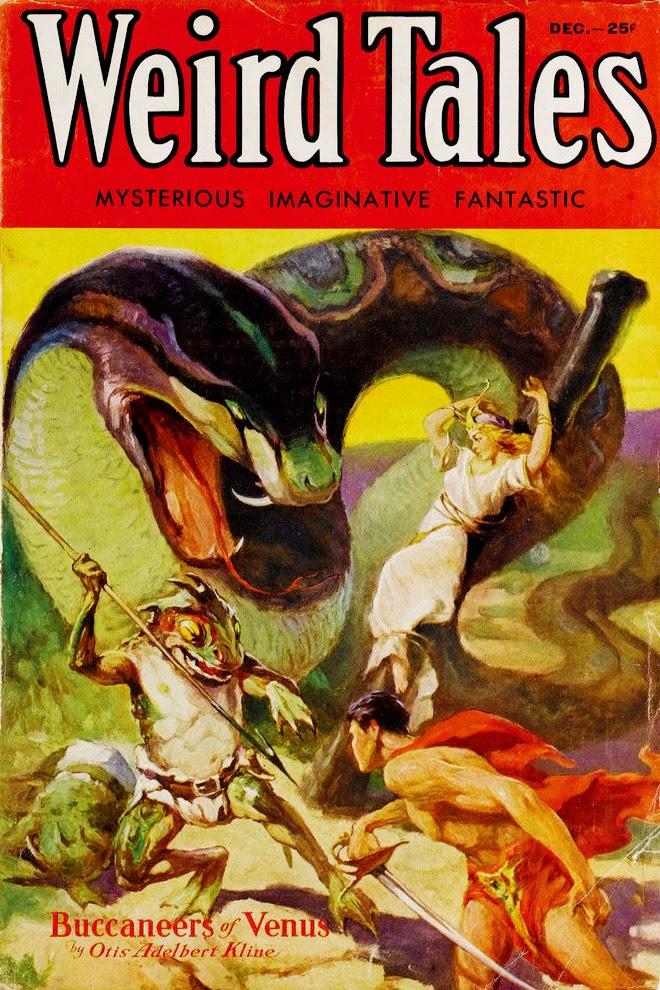 Sci Fi, Fantasy U0026 Horror Cover Art: J Allen St John