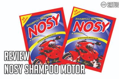 Review Nosy Shampoo Motor Terbaru