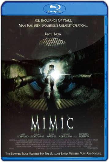 Mimic (1997) | 3gp/Mp4/DVDRip Latino HD Mega
