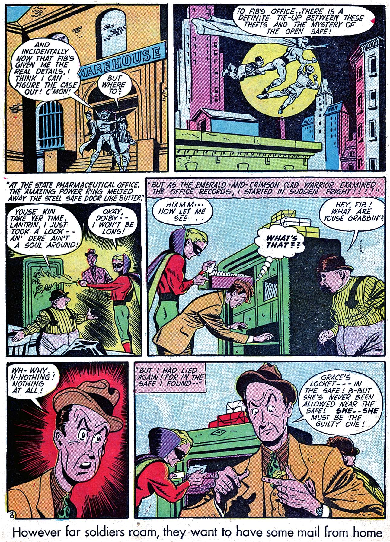 Read online All-American Comics (1939) comic -  Issue #59 - 10