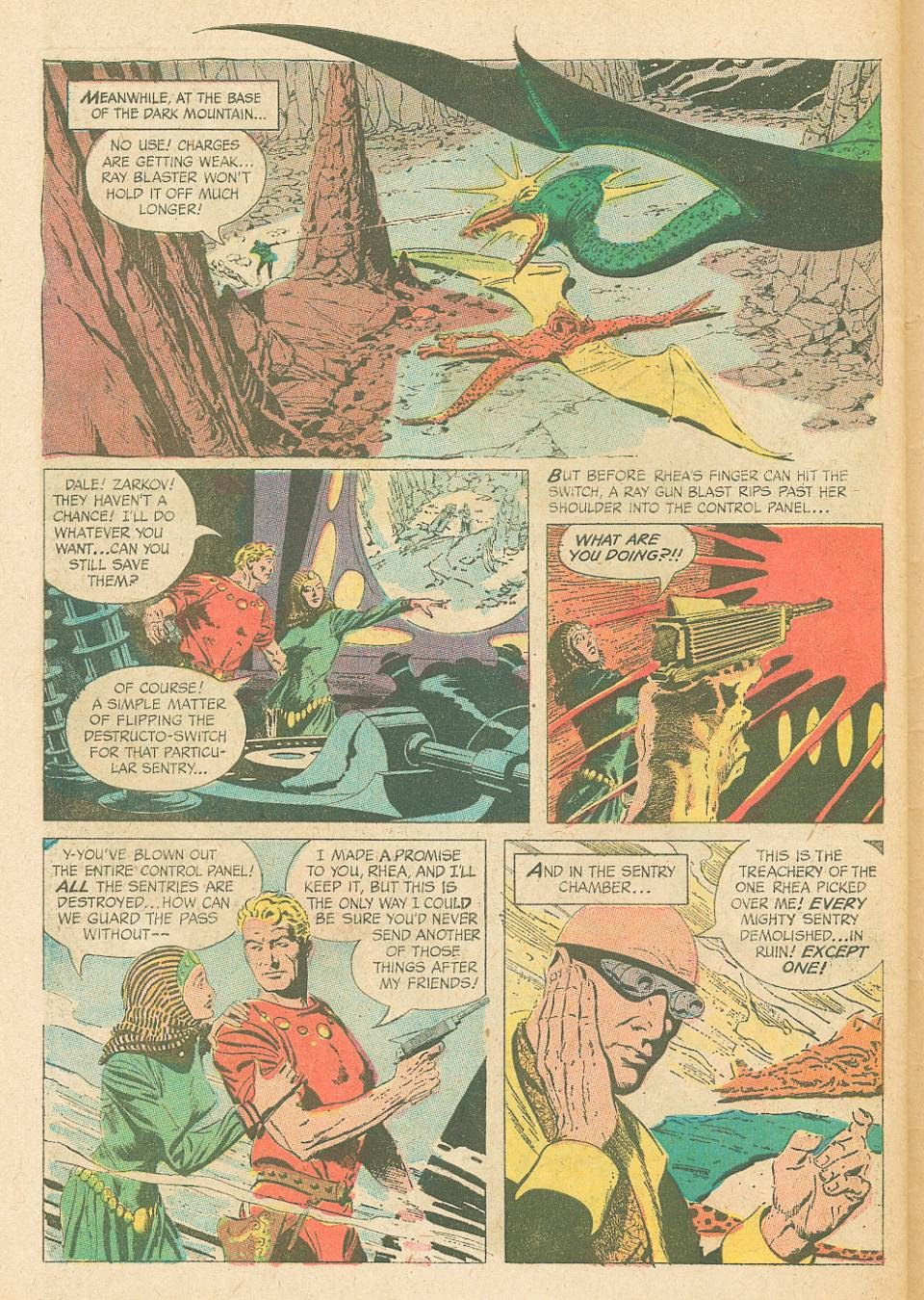 Flash Gordon (1966) issue 4 - Page 30
