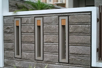 Manfaat Menggunakan Batu Alam Untuk Pagar Rumah