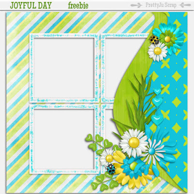 Joyful Day -40%  + freebie