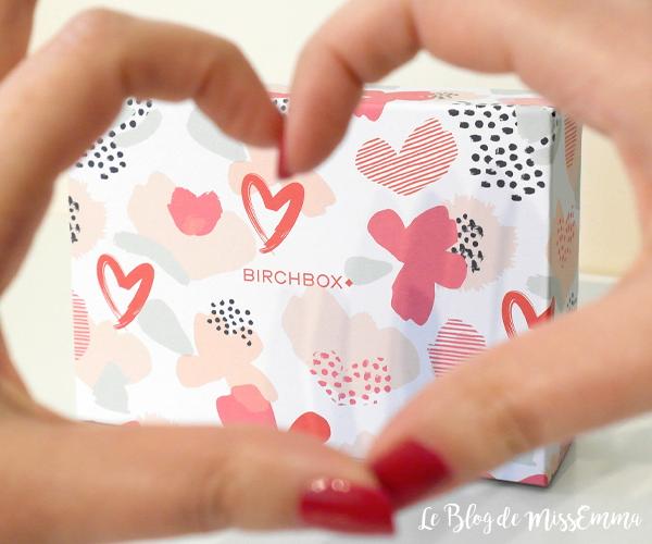Le Blog de MissEmma • Birchbox Avril 2017
