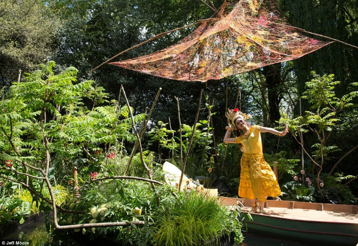 Chelsea 2016 el espect culo contin a guia de jardin for Guia jardin noble 2016