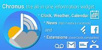 Chronus Home/Lock Widget V8.7.1 Android APK Download Free