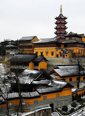 วัดจีหมิง (Jiming Temple: 鸡鸣寺) @ www.jimingsi.net