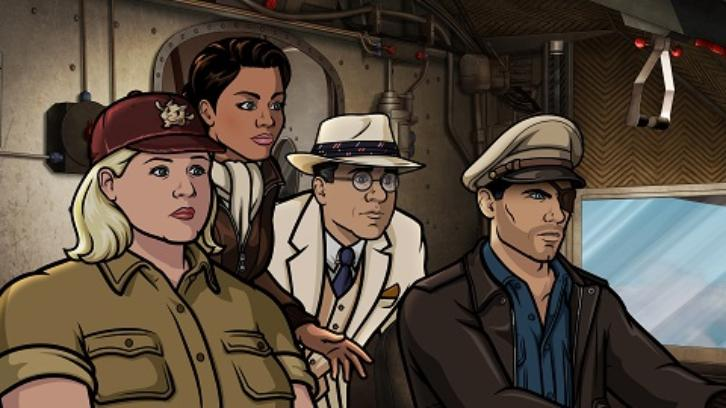 Archer - Season 9 - Promos, Featurette + Premiere Date