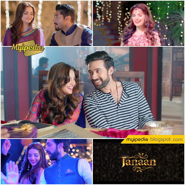 Janaan Official Movie Trailer Ft Armeena Rana Khan, Bilal Ashraf & Ali Rehman Khan