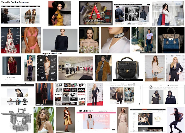 valuable fashion websites