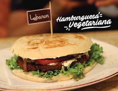 comida libanesa y vegetariana en cucuta