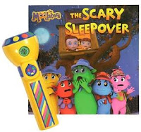 The Moodsters Feelings Flashlight & Storybook