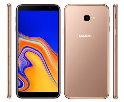 Samsung Galaxy J4+ and Samsung Galaxy J6+
