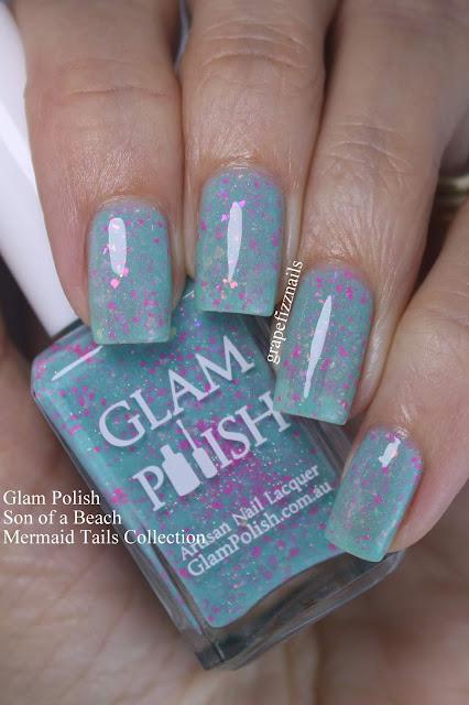 glam polish son of a beach