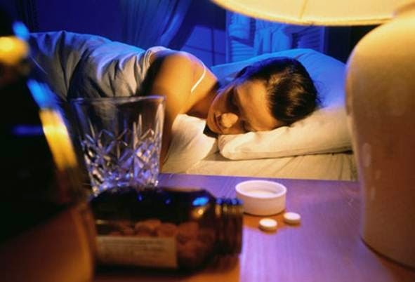 Top 3 Dangers of Sleeping Pills