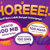 UPDATE PROMO PERDANA HOREE...!!! DARI AXIS