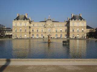 ארמון לוכסמבורג - מושב הסנט הצרפתי