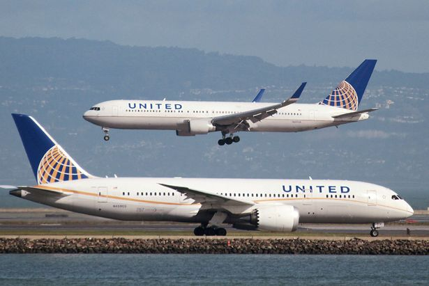 United Airlines staff 'forced frail grandma, 94, out of £2,800 Business seat into Economy for 16-hour flight'