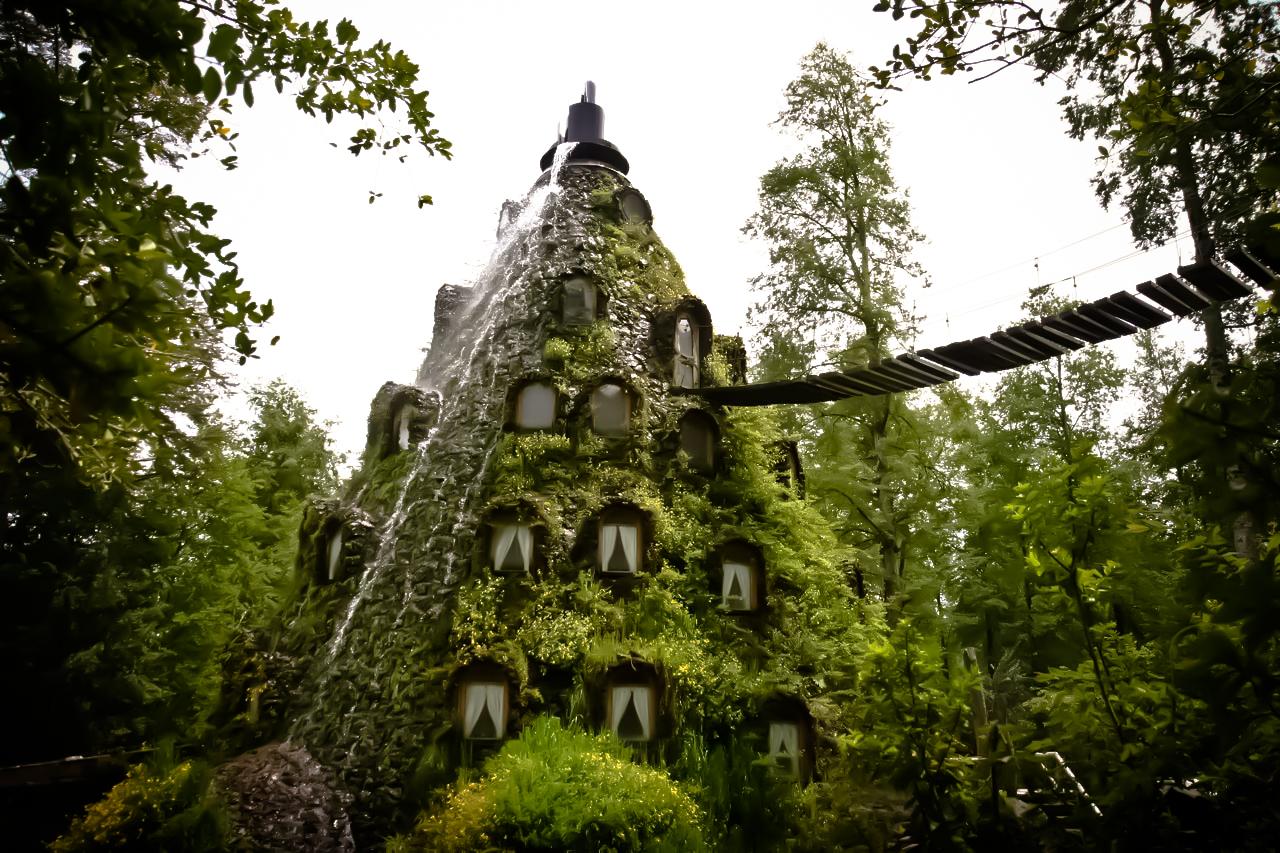 World Travel Places Hotel La Montana Magica Chile