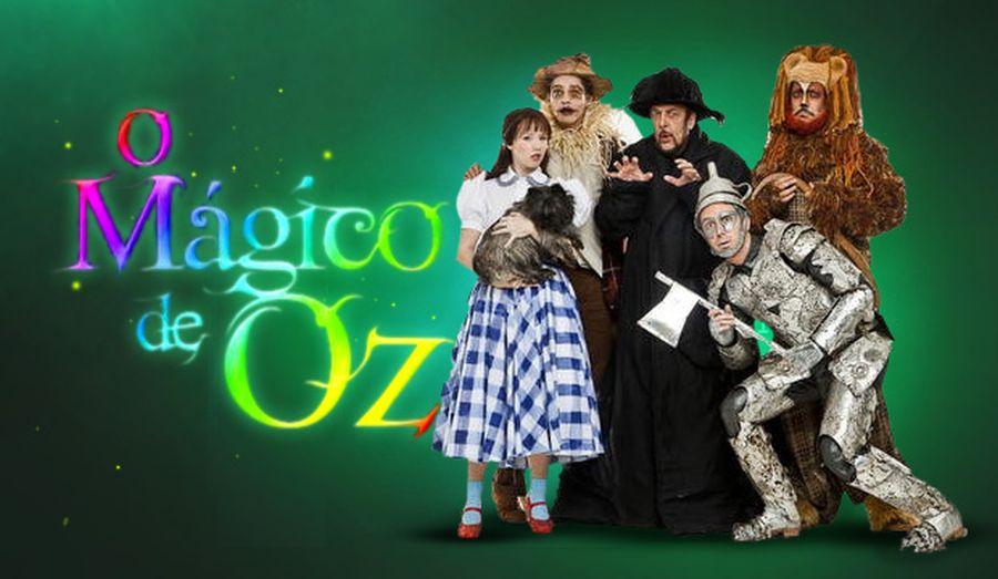 Etc e Talz: (Musical) O Mágico de Oz!