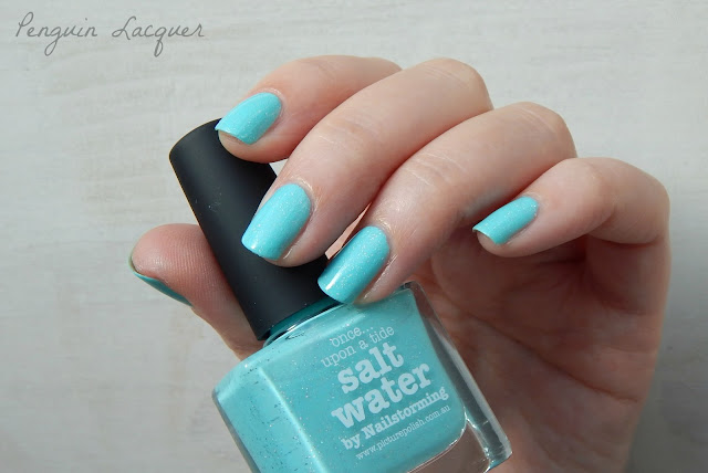 picture polish salt water indirect sunlight