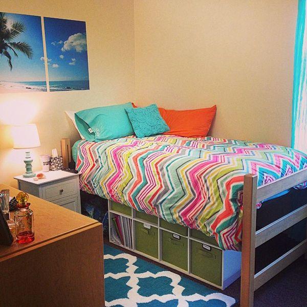 Habitaciones juveniles para espacio peque o dormitorios - Dormitorio pequeno juvenil ...