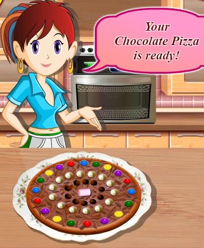 Permainan Memasak Pizza K Game