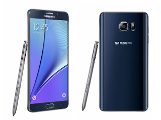 Harga Samsung Galaxy Note 5, Android RAM 4 GB