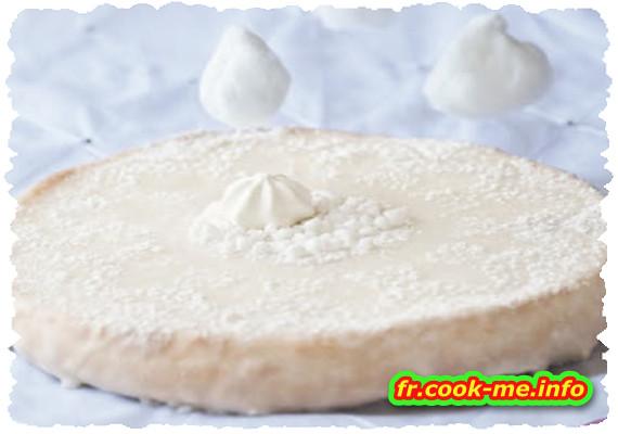Gâteau « le manteau d'ernestine »