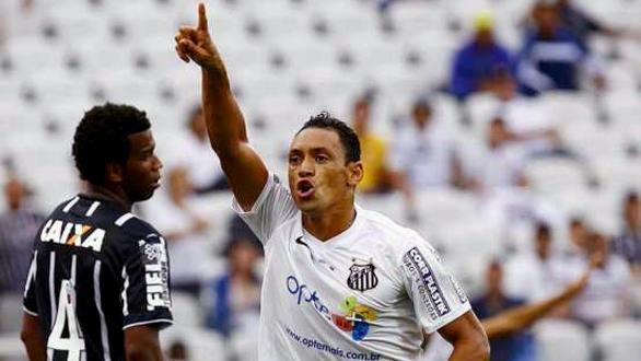 Corinthians reserva  Jogadores do Santos não querem saber de cansaço do  rival. TER  d5d62f8a3a904