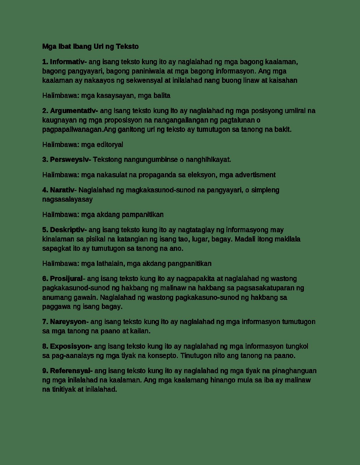 mga komposisyong narativ Narativ diskors isang maanyong paraan ng pagpapahayag na  alaala  mga komposisyong personal mga komposisyong.
