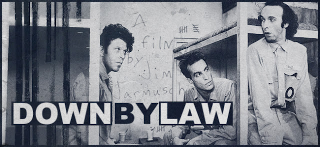 Down by Law (1986), CINE ΣΕΡΡΕΣ, Tom Waits, John Lurie, Roberto Benigni, Jim Jarmusch,