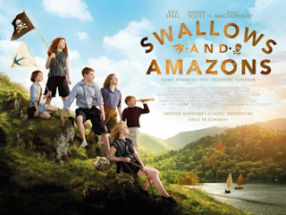 Swallows And Amazons Full Movie 2017 HD
