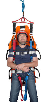 CMC Skedco Drag-N-Lift Harness