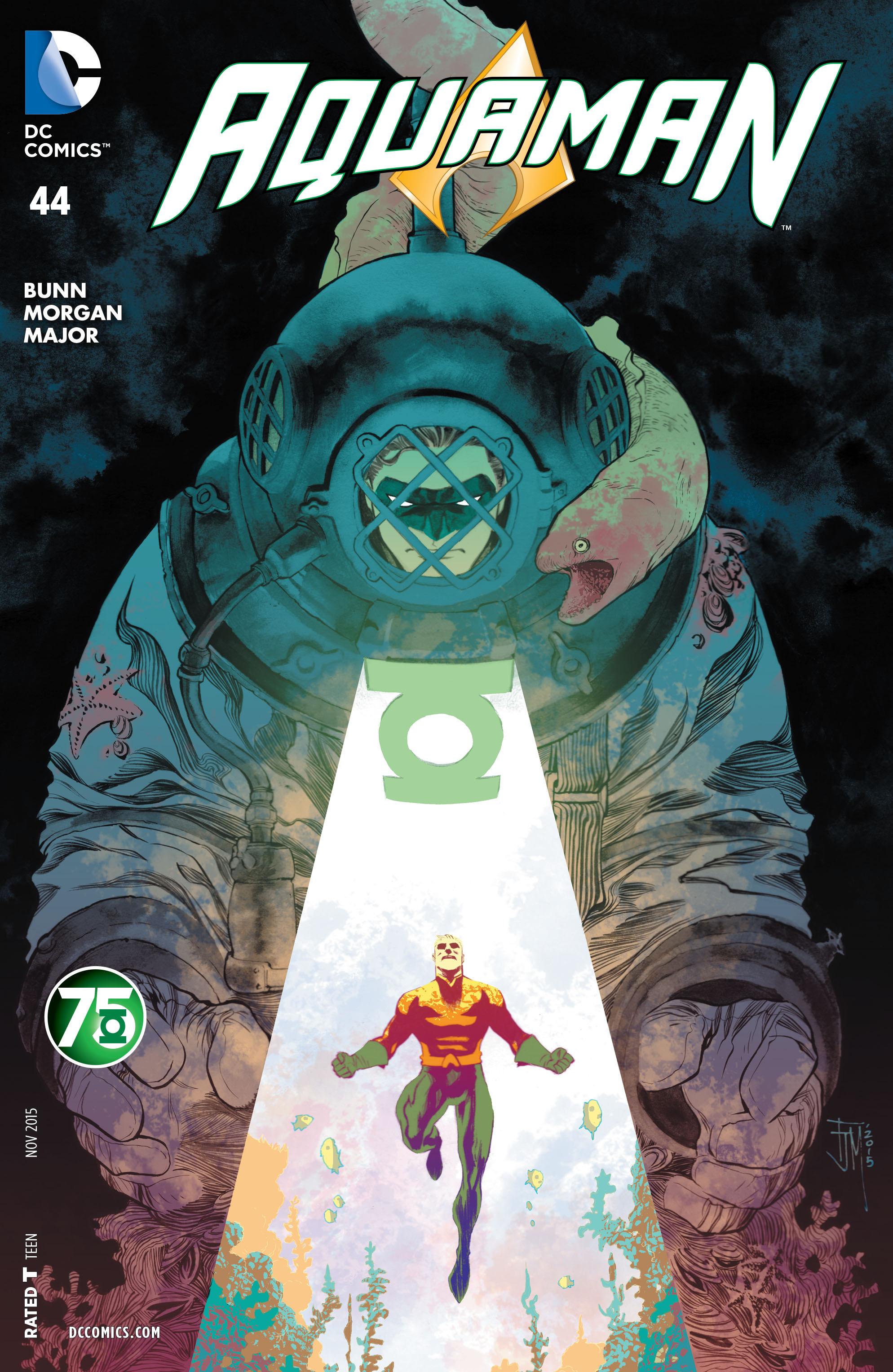 Read online Aquaman (2011) comic -  Issue #44 - 3