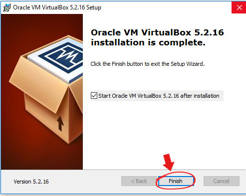 tutorial menginstall virtual box