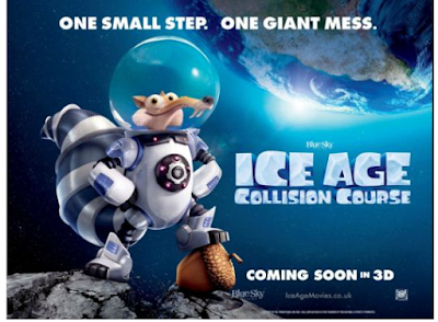 Download Film Ice Age  Collision Course 2016 BluRay Ganool Movie