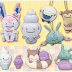 New Ditto Plushies & Figures