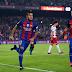 Barcelona ganó 1-0 a Granada