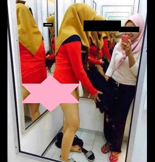 Malay sambil tengok tv3 sambil tue kongkek 3