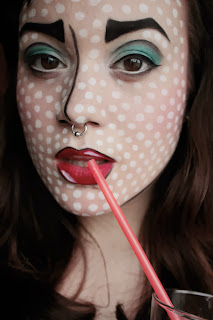 pop art halloween costume