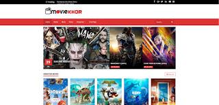 MovieKhor Blogger Template