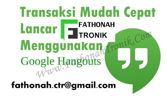 Fathonah Tronik Bisnis Agen Pulsa Elektrik Online Termurah