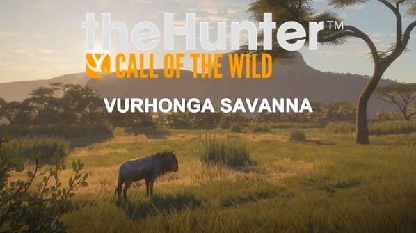 THEHUNTER CALL OF THE WILD VURHONGA SAVANNA-CODEX