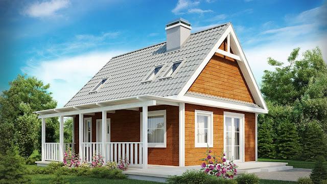 каркасный дом для проживания цена