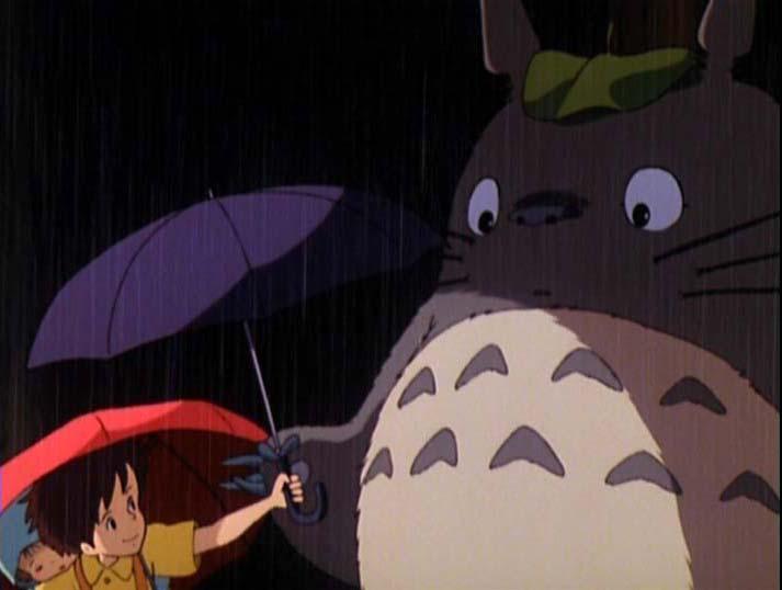 Totoro May: Anime Reviews: My Neighbor Totoro Anime Movie Review