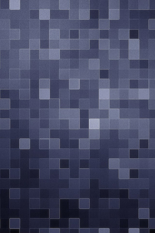 Dark Blue Squares   Galaxy Note HD Wallpaper